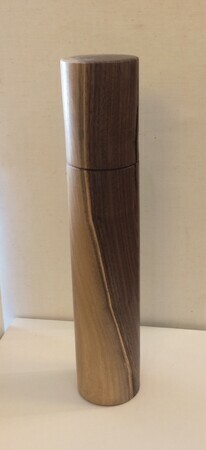 walnut pepper mill